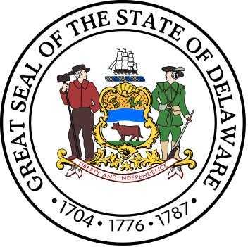 Delaware Motorcycle Insurance Seal