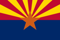 Arizona Insurance - Arizona State Flag
