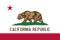 California Insurance - California State Flag