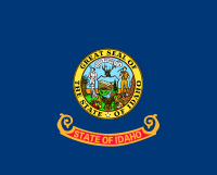 Idaho Insurance - Idaho State Flag