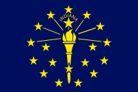 Indiana Insurance - Indiana State Flag