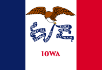 Iowa Insurance - Iowa State Flag