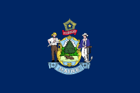 Maine Insurance - Maine State Flag
