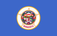Minnesota Insurance - Minnesota State Flag