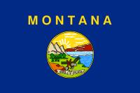 Montana Insurance - Montana State Flag