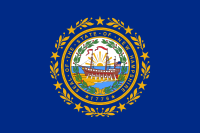 New Hampshire Insurance - New Hampshire State Flag