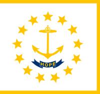 Rhode Island Insurance - Rhode Island State Flag