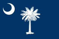 South Carolina Insurance - South Carolina State Flag