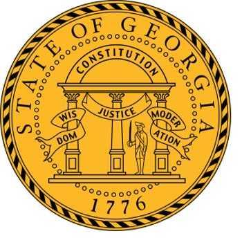 Georgia Motorcycle Insurance Seal