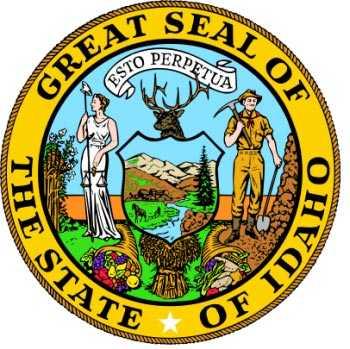 Idaho Motorcycle Insurance Seal