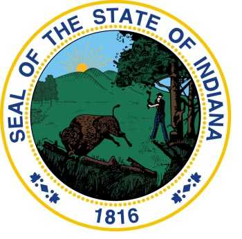 Indiana Motorcycle Insurance Seal