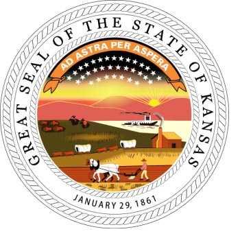 Kansas Motorcycle Insurance Seal