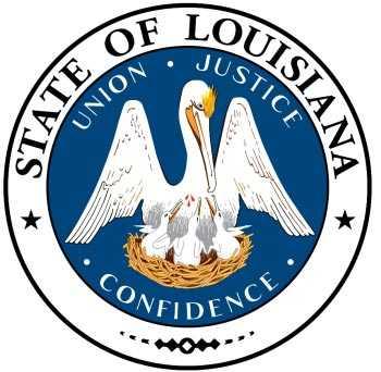 Louisiana Motorcycle Insurance Seal