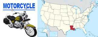 louisiana motorcycle insurance