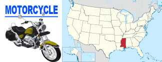 mississippi motorcycle insurance