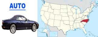north carolina auto insurance