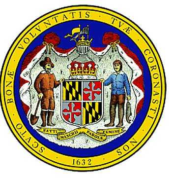 Maryland Motorcycle Insurance Seal