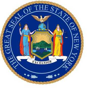 New York Motorcycle Insurance Seal