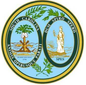 South Carolina Motorcycle Insurance Seal