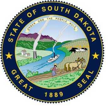 South Dakota Motorcycle Insurance Seal