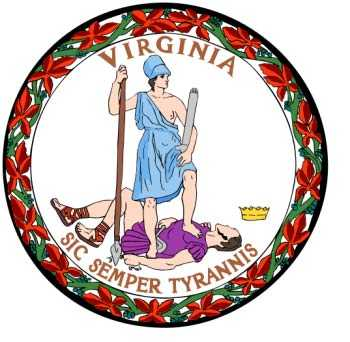 Virginia Motorcycle Insurance Seal