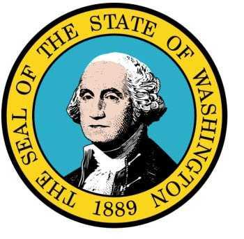 Washington Motorcycle Insurance Seal