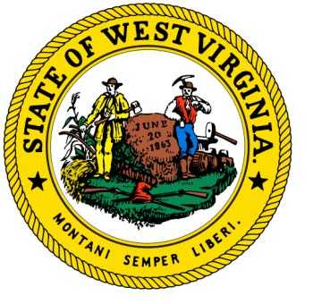 West Virginia Motorcycle Insurance Seal