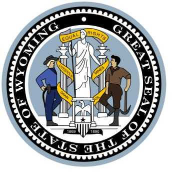 Wyoming Motorcycle Insurance Seal